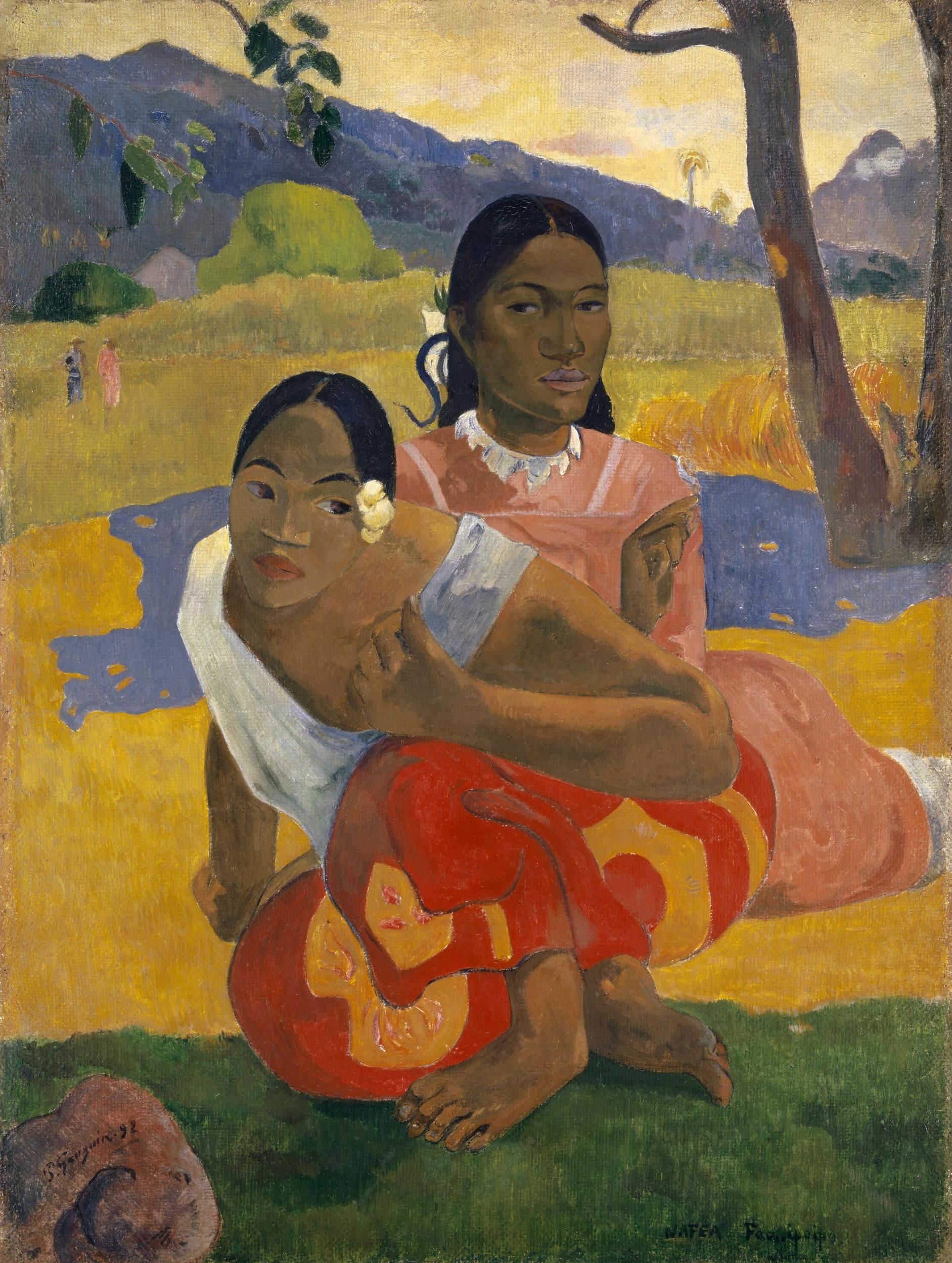 gauguin-nafea_faa_ipoipo - Nafea Faa Ipoipo? - Lifestyle, Culture and Arts