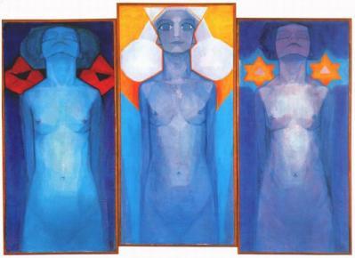Piet Mondriaan - Evolutie