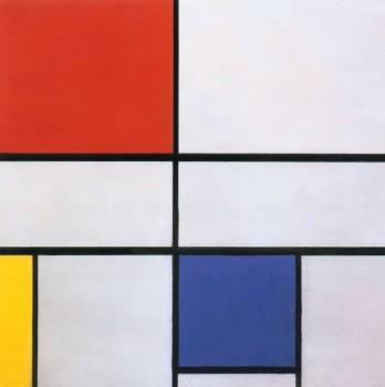 Piet Mondriaan - Compositie C No. III