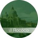 Kunstgeschiedenis - Rococo
