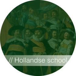 Kunstgeschiedenis - Hollandse School