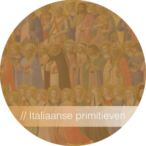 Kunstgeschiedenis: Italiaanse Primitieven