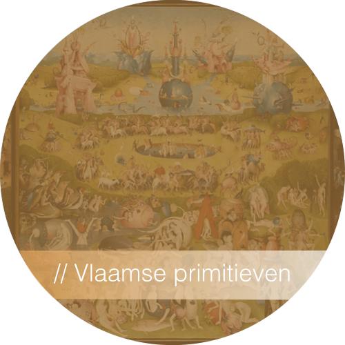 Kunstgeschiedenis - Vlaamse Primitieven