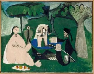 Pablo Picasso - Le Déjeuner sur l'Herbe