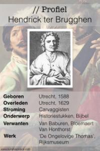 Profiel Hendrick ter Brugghen