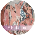 Kunstgeschiedenis - Kubisme