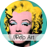 Kunstgeschiedenis - Pop Art
