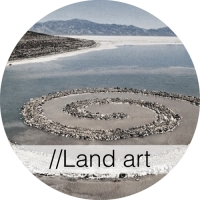 Kunstgeschiedenis - Land Art