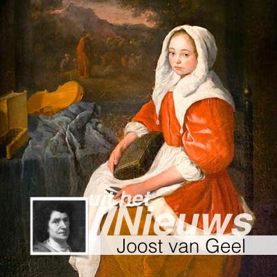 Wie is Joost van Geel