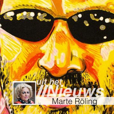 Portret Marte Röling