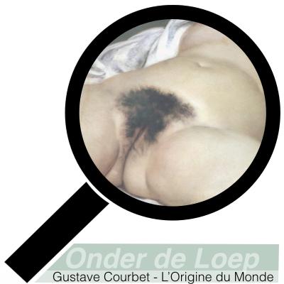 Gustave Courbet - L'Origine du Monde - Realisme
