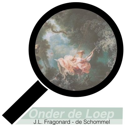 Fragonard - de Schommel - Rococo