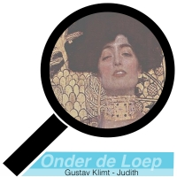 Gustav Klimt- Judith - Weense Secessie