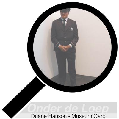 Duane Hanson - Museum Guard