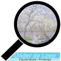 Printemps - Claude Monet - Impressionisme