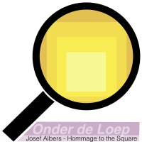 Josef Albers - Hommage to the Square
