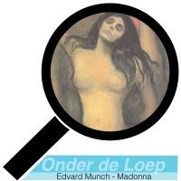 Edvard Munch - Madonna - Symbolisme