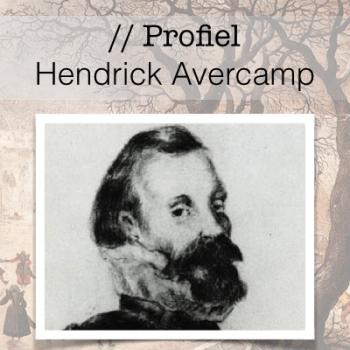 Profiel van de Gouden Eeuw - Hendrick Avercamp