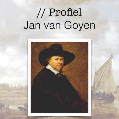 Profiel van de Gouden Eeuw - Jan van Goyen