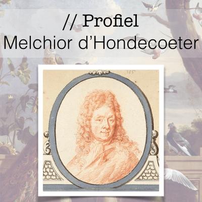Profiel van de Gouden Eeuw - Melchior d'Hondecoeter