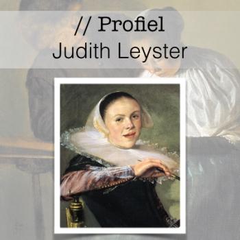 Profiel van de Gouden Eeuw - Judith Leyster