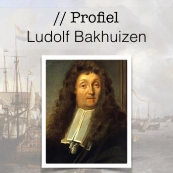 Profiel van de Gouden Eeuw - Ludolf Bakhuizen