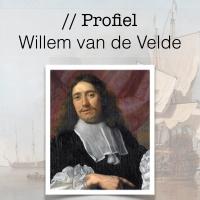 Profiel van de Gouden Eeuw - Willem van de Velde