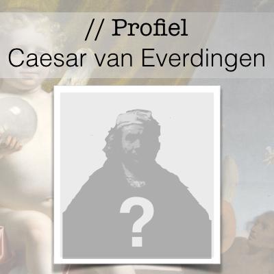 Profiel van de Gouden Eeuw - Caesar van Everdingen