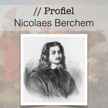 Profiel Nicolaes Berchem