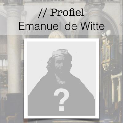 Emanuel de Witte