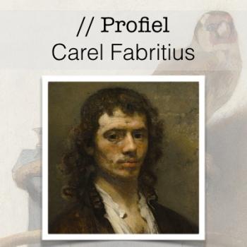 Profiel van de Gouden Eeuw - Carel Fabritius