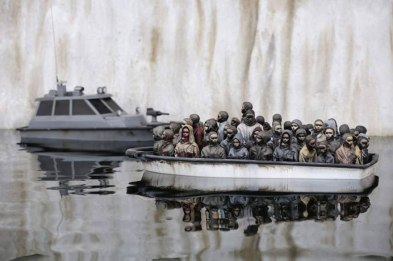 Street-Art-by-Banksy-and-other-artists-in-London-England-Dismaland-20