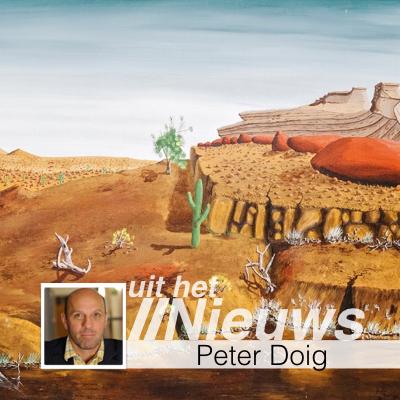 Peter Doig Rechtszaak