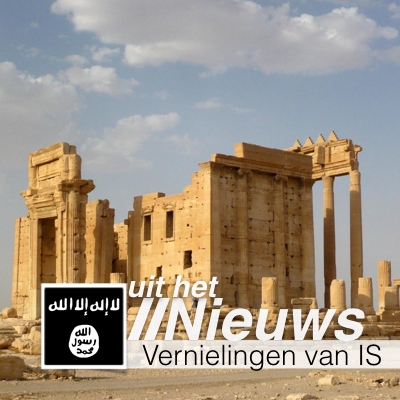 Vernieling van IS