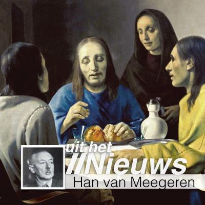 Han van Meegeren - Johannes Vermeer