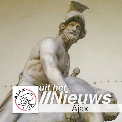 Griekse Held Logo Ajax