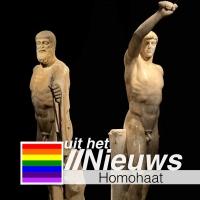 Grieks Homopaar Basis van Democratie