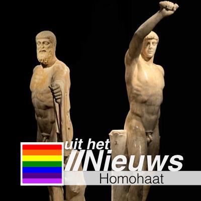 Homohaat - Grieken