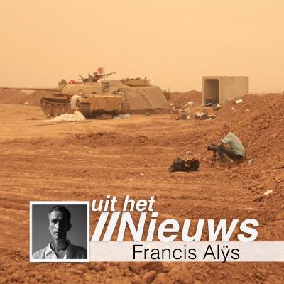 Francis Alys - Irak - Biennale van Venetie