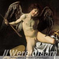Amor Vincit Omnia - Caravaggio