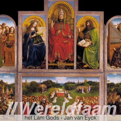het Lam Gods - Jan van Eyck