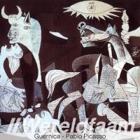 Guernica - Pablo Picasso - Museo Reina Sofia