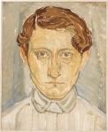 Josef Albers - Zelfportret
