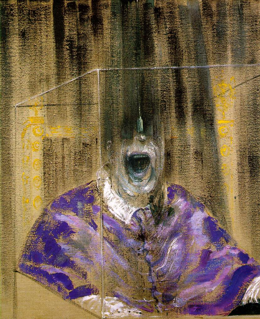 Head VI - Francis Bacon