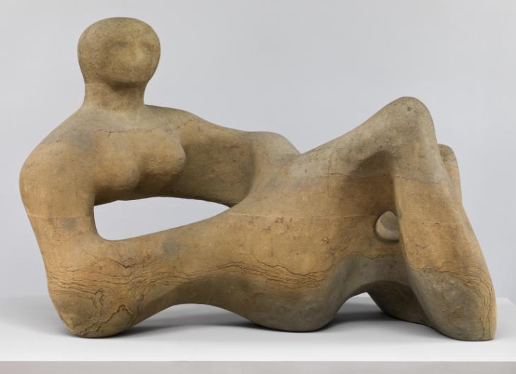 Recumbent Figure - Henry Moore