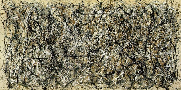 One: Number 31 - Jackson Pollock
