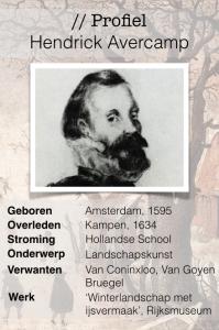 Profiel Hendrick Avercamp