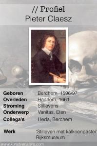 Profiel Pieter Claesz
