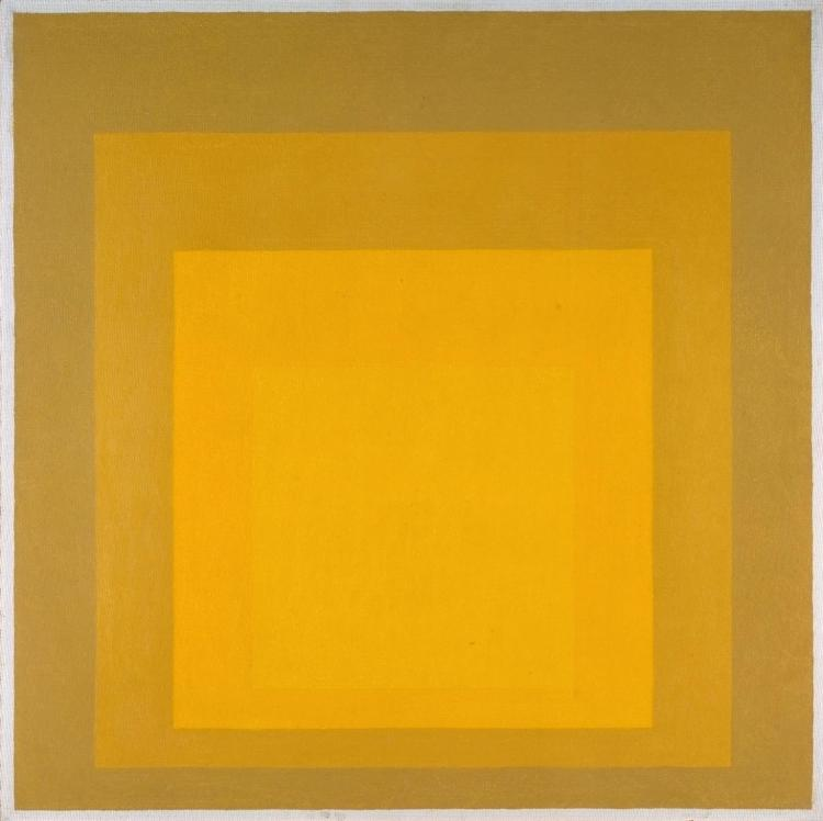 Homage to the Square- Josef Albers