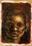 Zelfportret - Jackson Pollock